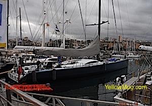 des voiliers de près de 40 mètres qui dépensent à eux tous près de 3 millions d'euros pour ce rallye