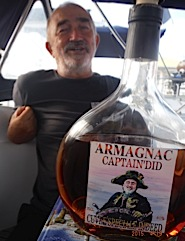 l armagnac du captain did