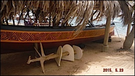 les barques de pêcheurs