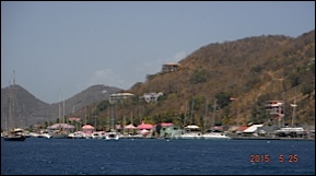 –De Nanny Cays à SOPERS HOLE MARINA :Une Marina très britich & le paradis des pélicans