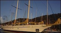 les maxi yachts