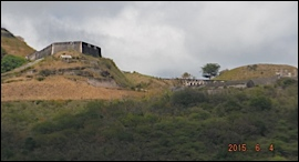 ST KITTS LE FORT