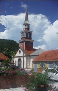 De la Dominique à la Martinique visite des nombreuses anses au vent