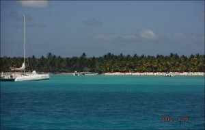 les plages de l ile SAONA EN RD
