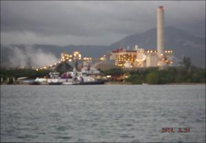 DSCF5672 PORTO RICO LAS MAREAS UN AFREUX PORT OU FLEUR DE SAIL SE PLANQUE