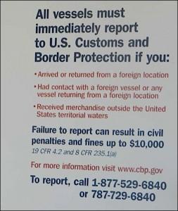 si pas de visa et pas de visite au custom voici le prix !