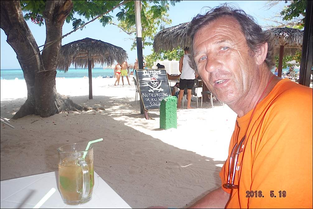 CUBA DERNIER ESCALE A GUARDALAVARCA LES 3 DERNIERS JOURS CHGT D EQUIPAGE